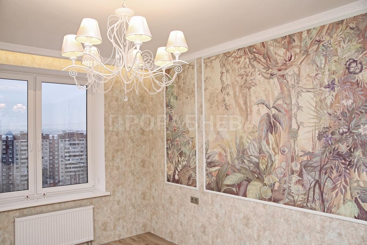 Капитальный ремонт евро 4-комнатной квартиры - Прораб Нева