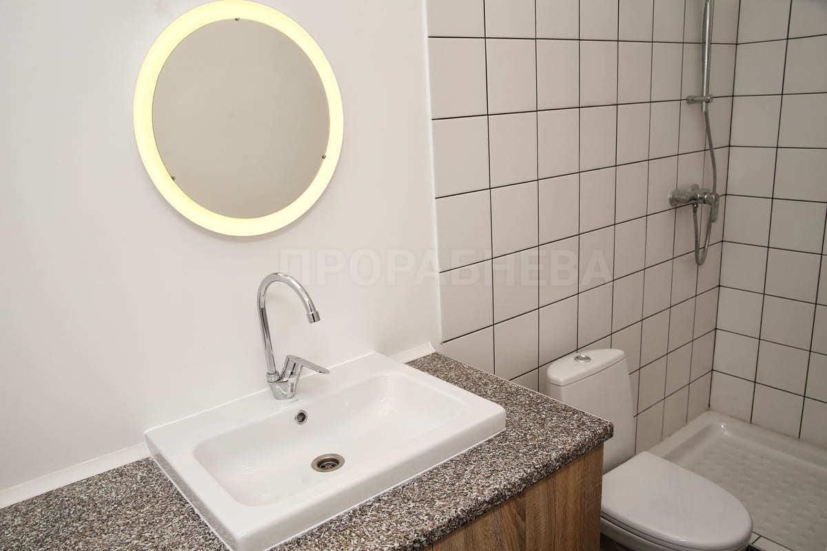 Ремонт ванной комнаты под ключ - Прораб Нева