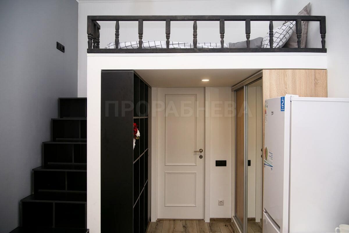 Дизайнерский ремонт коммунальной квартиры - Прораб Нева