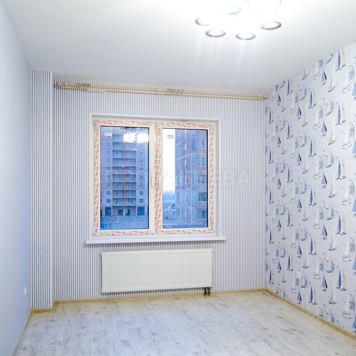 Ремонт детской комнаты для мальчика - Прораб Нева