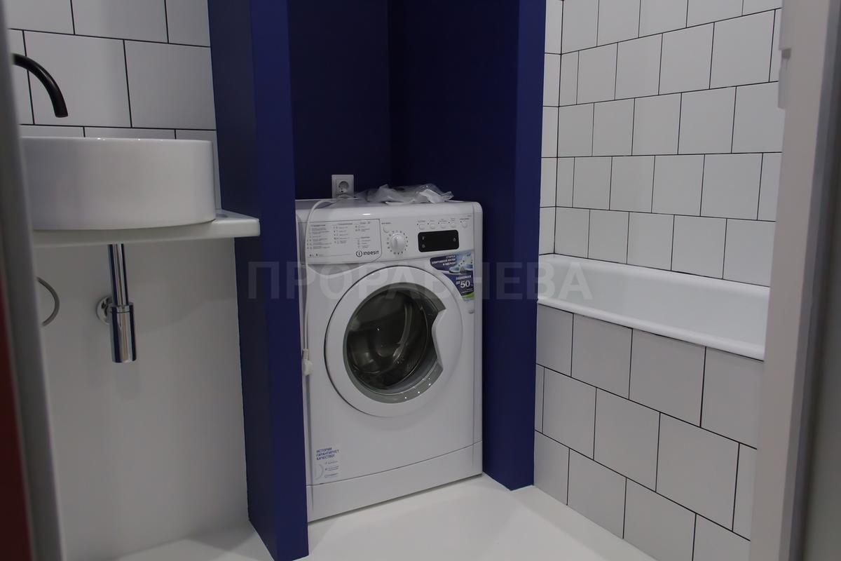 Дизайнерский ремонт ванной комнаты - Прораб Нева
