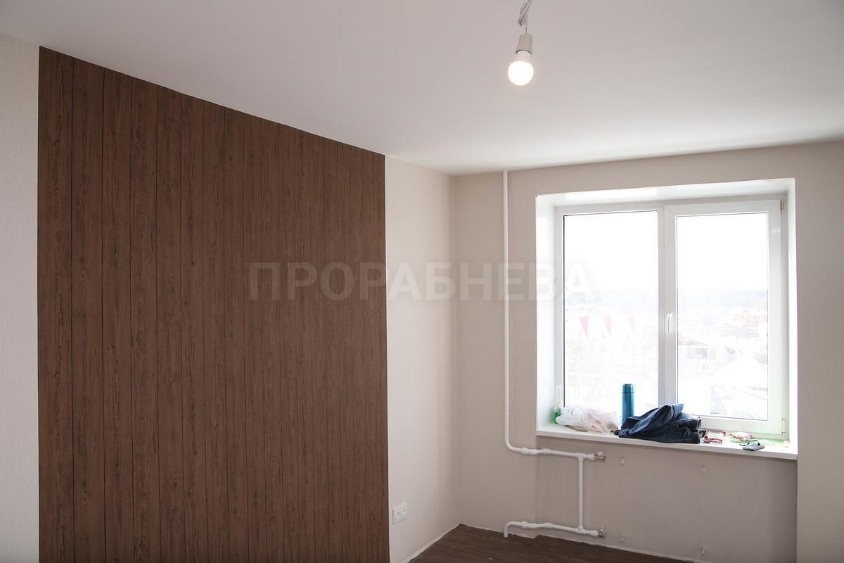 Частичный ремонт в 2-комнатной хрущёвке - Прораб Нева