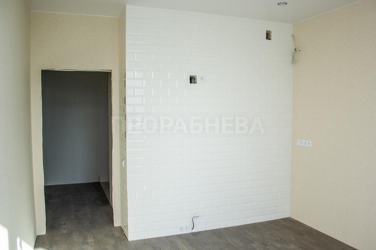 Ремонт квартиры-студии в новостройке - Прораб Нева